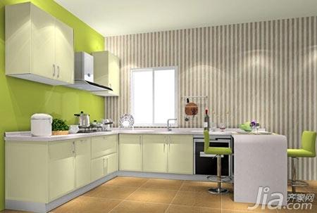 厨房吧台不会装 看厨房吧台装修效果图