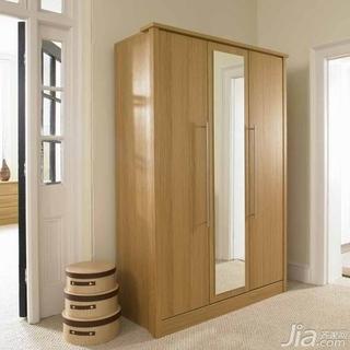卧室衣柜设计 卧室衣柜内部设计图赏析