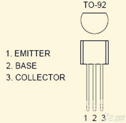 8050三极管引脚图欣赏 8050三极管参数介绍