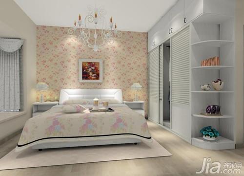 卧室衣柜样式 卧室大衣柜尺寸图片