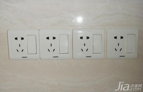 墙壁开关插座安装方法 墙壁插座怎么接线